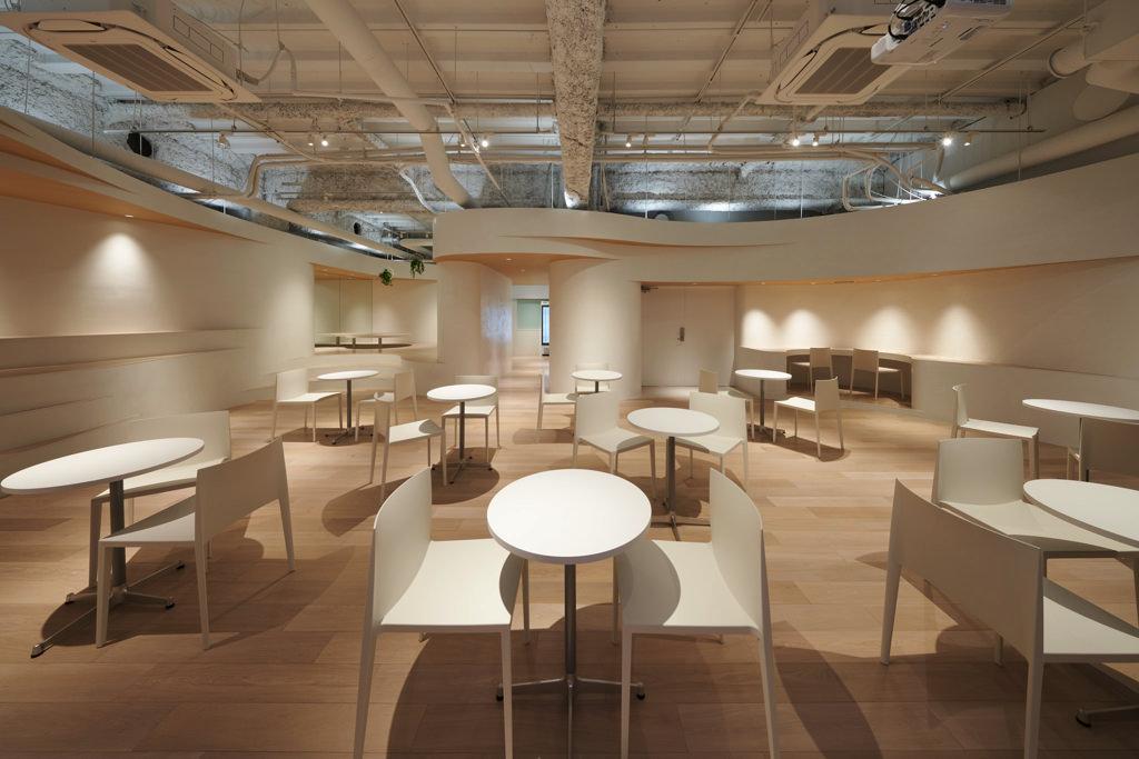 つくりおき.jp 清澄白河キッチン休憩室/撮影:吉村昌也