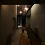 エイベックスビル SMOKING ROOM/撮影:吉村昌也