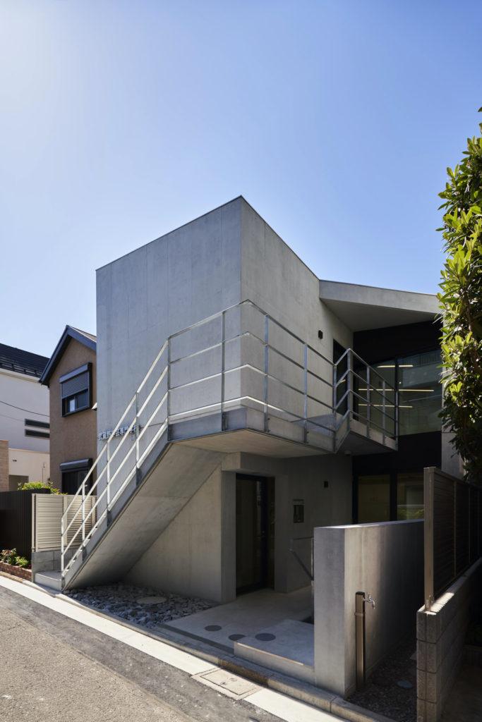 MUSASHINO GAKUGEI COLLEGE Building No.2 / Photo:Masaya Yoshimura