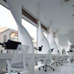 ippin DENTAL LABORATORY   photo by Masaya Yoshimura