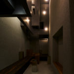 Avex Building  SMOKING ROOM / Photo:Masaya Yoshimura