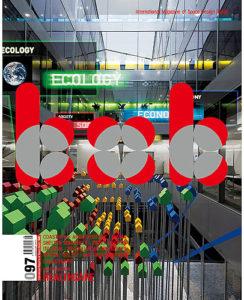 韓国のインテリアデザイン雑誌 「bob」1208(97号)